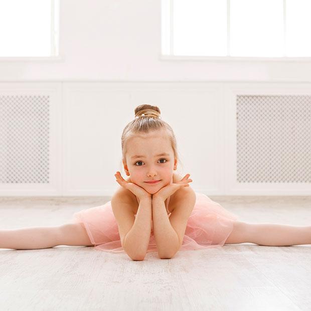 baby ballet classes