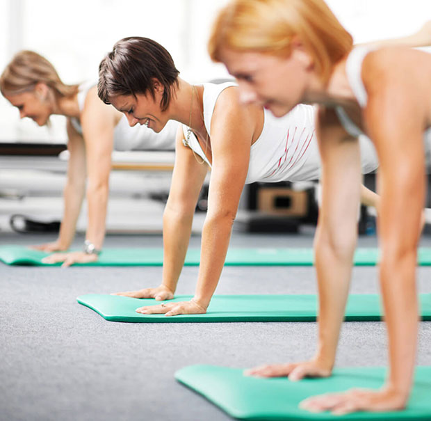 gymnastics for adults